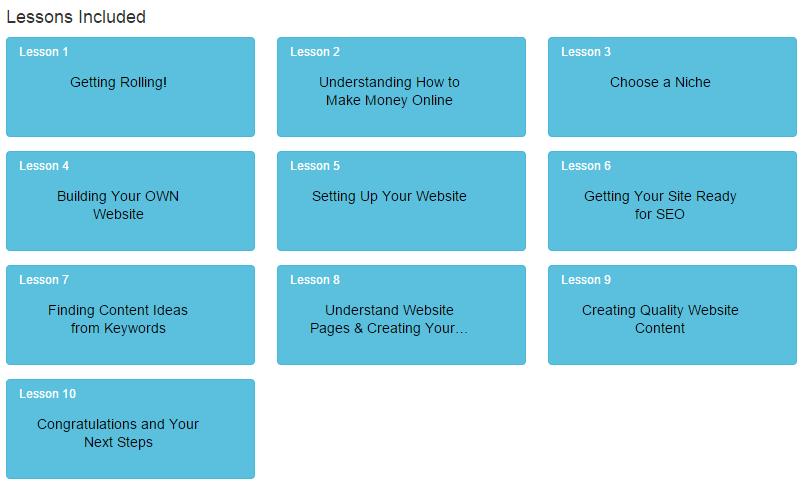 WA Level 1 Lessons